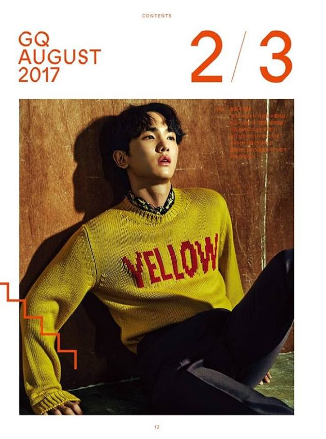 Key--GQ Korea August Issue