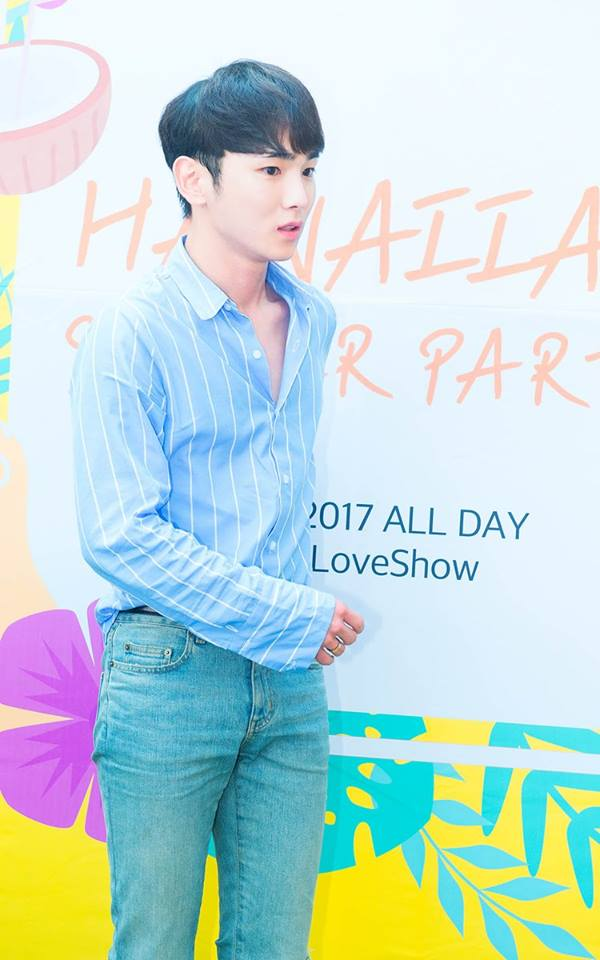 Key--Summer Haiwian Party 3