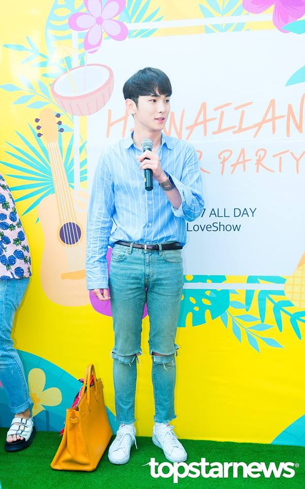 Key--Summer Haiwian Party