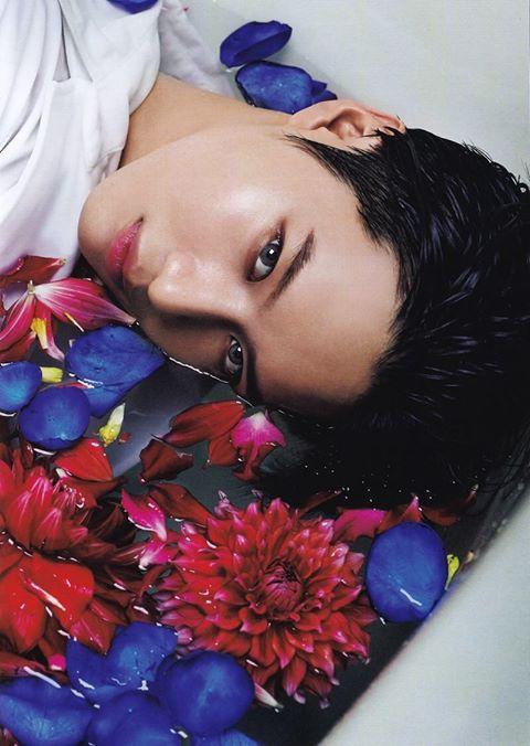 Taemin--Flame of Love Photobook 2